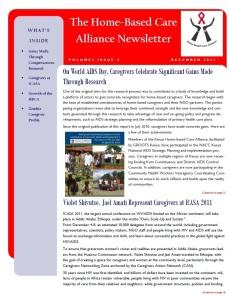 HBCA Newsletter